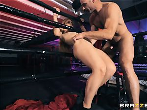 strenuous exercise for Sloan Harper