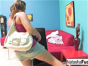 Natasha is Bored and kinky