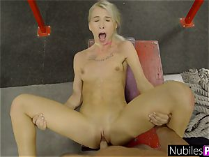 cock-squeezing Kenzie Reeves Gets nubile beaver spread S1:E3