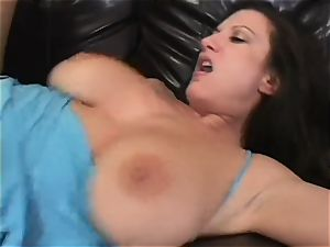 Randy Stephanie Wylde gets her moist cootchie pummelled