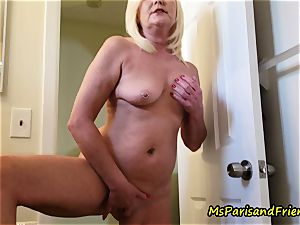 The Taboo Tales of aunt-in-law Paris Part 1