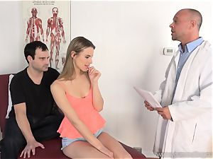 Jillian Gets ravaged By Real guy in Front of spouse